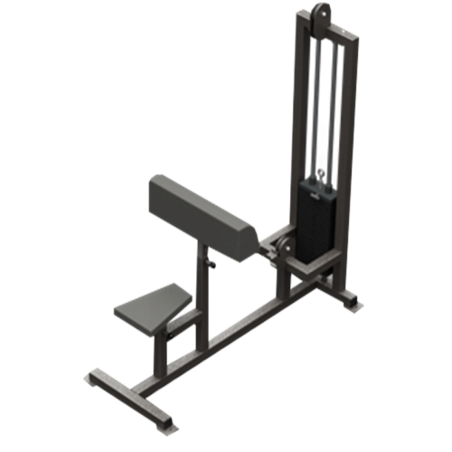 Bicep / Tricep Machine - Extension y Flexion de Bicep / Tricep