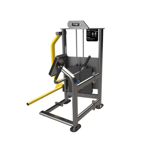 Pendule Glute Machine-Maquina de gluteos con pendulo