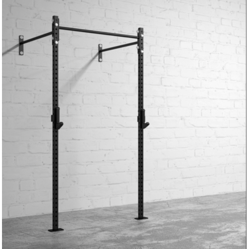 Crossfit serie Rig contra la pared 1